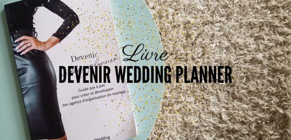 Livre « Devenir Wedding Planner »