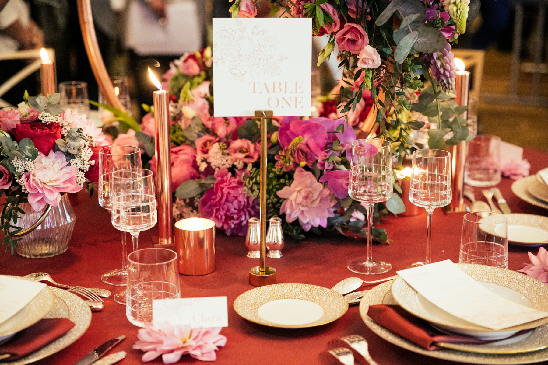 Le retour du Wedding Table Contest