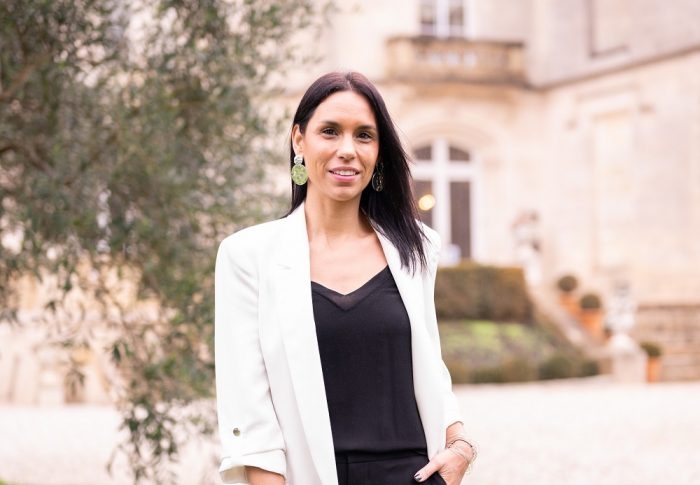 Portrait de Mélissa Wilpotte, destination wedding planner