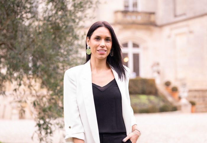 Portrait de Mélissa Wilpotte, destination wedding planner
