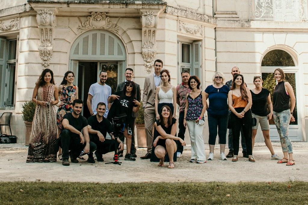 Organisation d'un shooting d'inspiration // Wedding by Fabiola